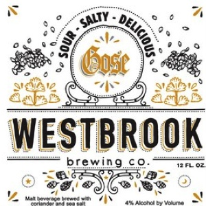 Westbrook Gose Beer Review