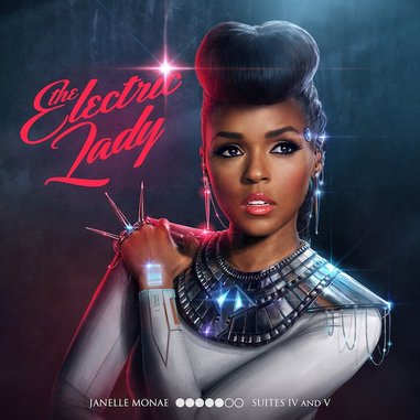 Janelle Monae: <i>The Electric Lady</i>