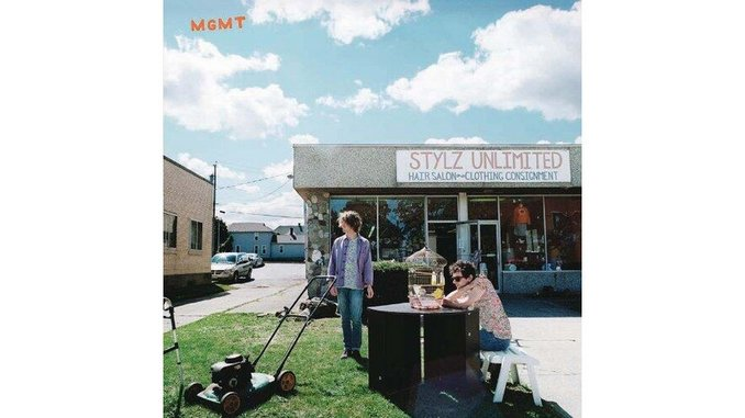 MGMT: <i>MGMT</i>