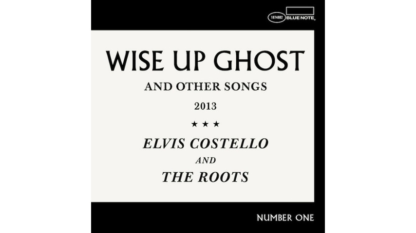 Elvis Costello and The Roots: <i>Wise Up Ghost</i>
