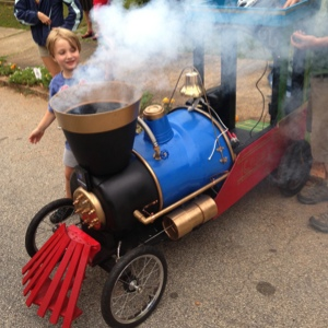 Amazing Soapbox Cars at the Madison Ave Soapbox Derby