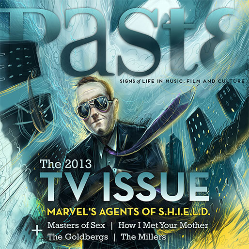 Check out the PASTE Fall 2013 TV Issue