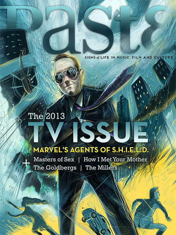 Cover Story: Marvel's Agents of S.H.I.E.L.D.