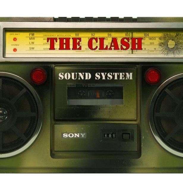 The Clash: <i>Sound System</i> Box Set