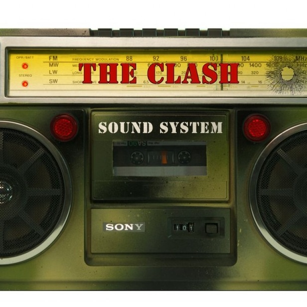 The Clash: <i>Sound System</i> Box Set