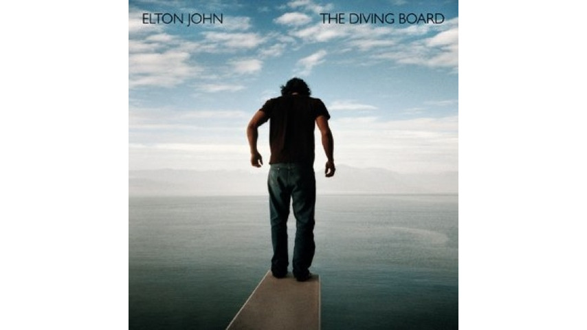 Elton John: <i>The Diving Board</i>
