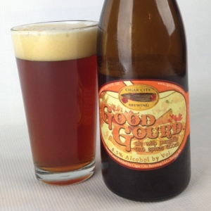 Cigar City Brewing Good Gourd Review
