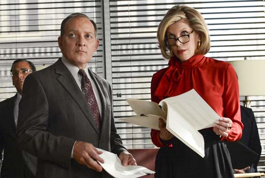 """<i>The Good Wife</i> Review: """"Everything is Ending"""" (Episode 5.01)"""