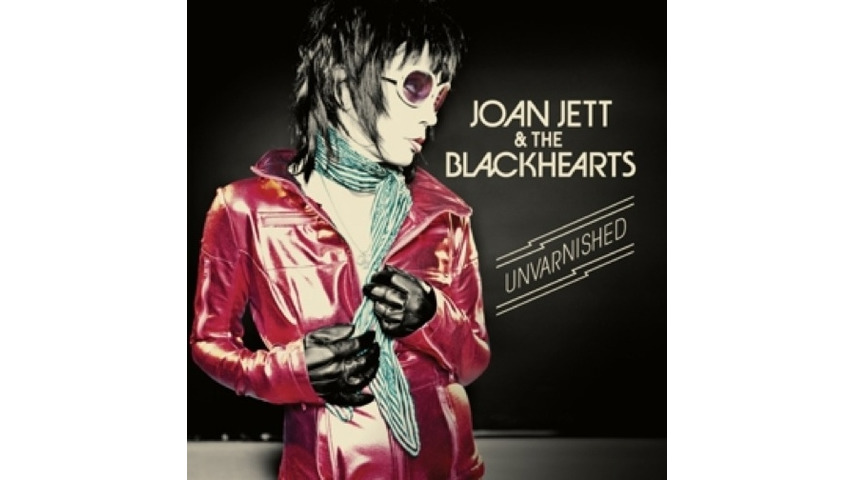 Joan Jett & The Blackhearts: <i>Unvarnished</i>