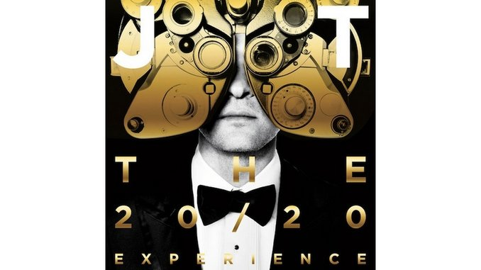 Justin Timberlake: <i>The 20/20 Experience: 2 of 2</i>