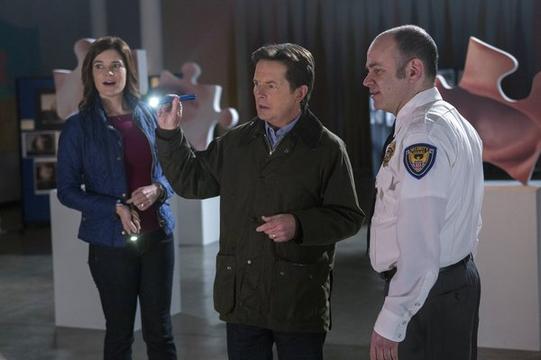"<i>The Michael J. Fox Show</i> Review: ""Art"" (Episode 1.03)"