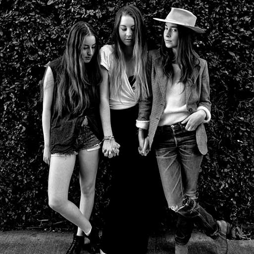 Watch Haim's <i>Kimmel</i> Performance