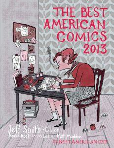 <i>The Best American Comics 2013</i>
