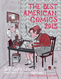 <i>The Best American Comics 2013</i>