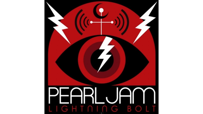 Pearl Jam: <i>Lightning Bolt</i>