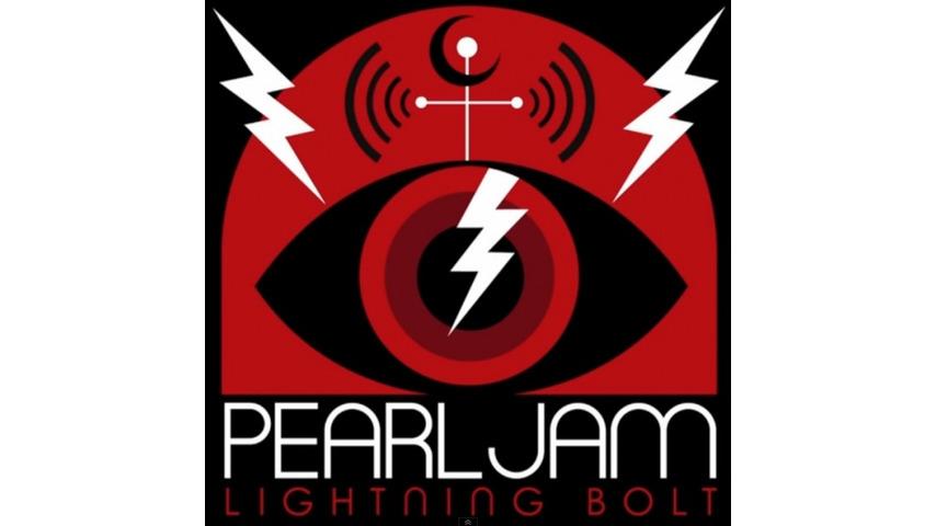 Pearl Jam: <i>Lightning Bolt</i>