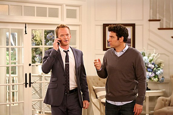 "<i>How I Met Your Mother</i> Review: ""The Poker Game"" (Episode 9.05)"