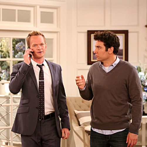 """<i>How I Met Your Mother</i> Review: """"The Poker Game"""" (Episode 9.05)"""