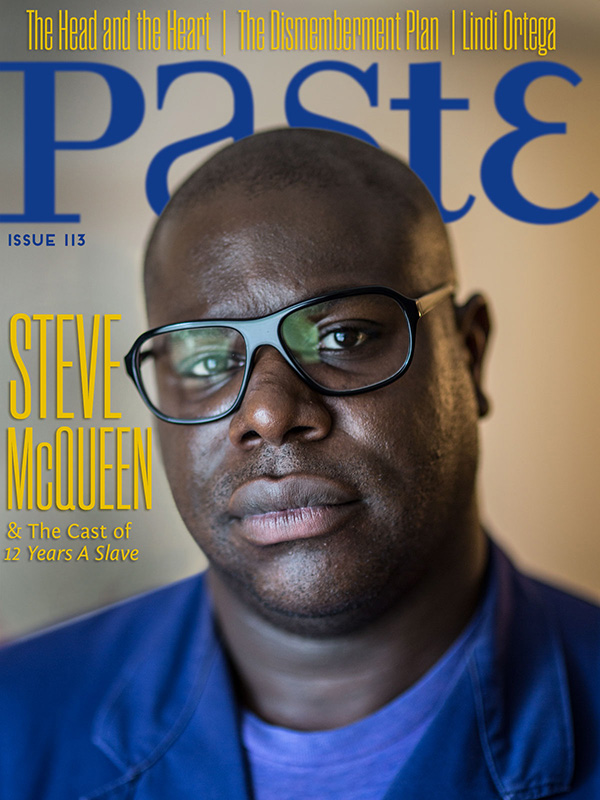 Cover Story: Steve McQueen and the Cast of <i>12 Years a Slave</i>