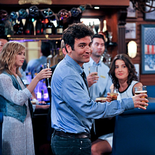 "<i>How I Met Your Mother</i> Review: ""Knight Vision"" (Episode 9.06)"