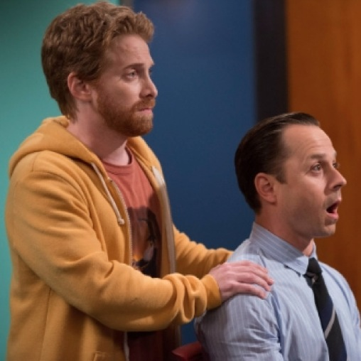 """<i>Dads</i> Review: """"My Dad's Hotter Than Your Dad"""" (Episode 1.06)"""