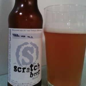 Tröegs Scratch #116—Fresh Hop Ale Review