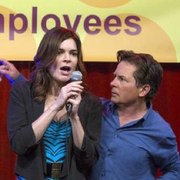 "<i>The Michael J. Fox Show</i> Review: ""Teammates"" (Episode 1.06)"