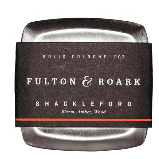 Fulton & Roark: Cologne in Solid Form