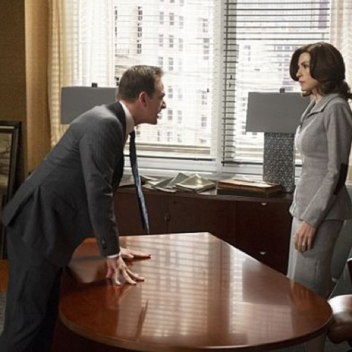 """<i>The Good Wife</i> Review: """"Hitting the Fan"""" (Episode 5.05)"""
