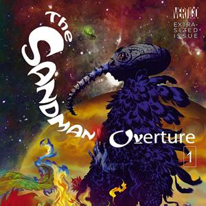 <i>The Sandman: Overture</i> by Neil Gaiman & J.H. Williams III