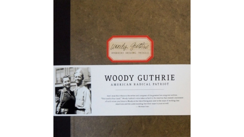 Woody Guthrie: <i>American Radical Patriot</i>