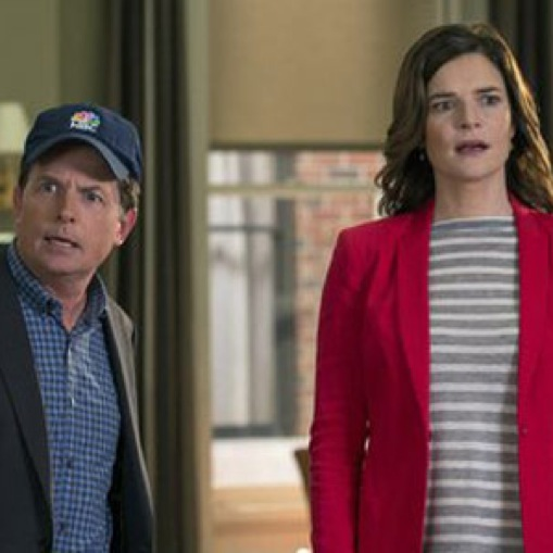 "<i>The Michael J. Fox Show</i> Review: ""Golf"" (Episode 1.07)"