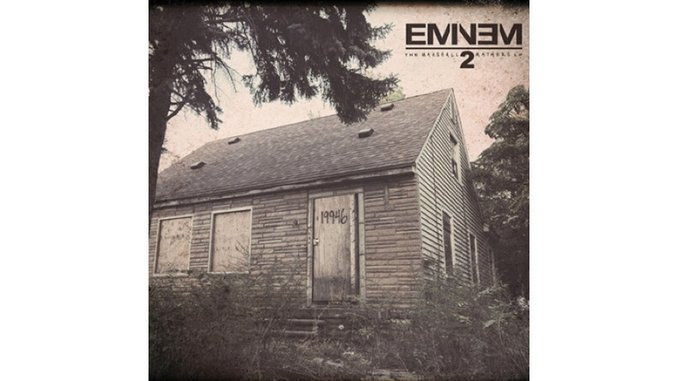 Eminem: <i>The Marshall Mathers LP 2</i>