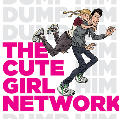 <i>The Cute Girl Network</i> by Greg Means, M.K. Reed, & Joe Flood