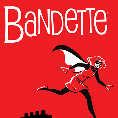<i>Bandette, Volume 1: Presto!</i> by Paul Tobin and Colleen Coover