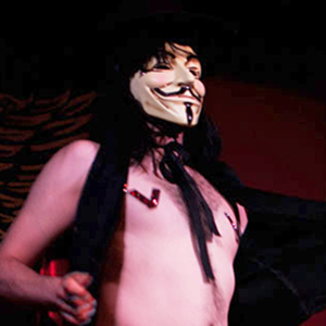 B for Burlesque: A Nerdlesque Tribute to Alan Moore