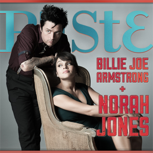 Check out Paste Issue #116 with Billie Joe Armstrong & Norah Jones
