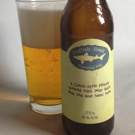 Exclusive First Taste: Dogfish Head's Piercing Pils