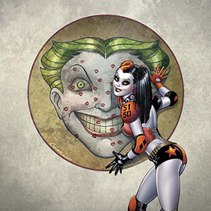 <i>Harley Quinn</i> #0 by Amanda Conner & Jimmy Palmiotti