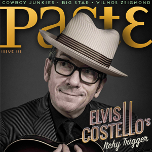 Check out Paste Issue #118 with Elvis Costello