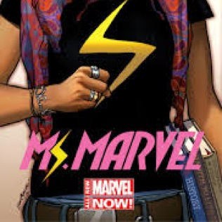On The New <i>Ms. Marvel</i>