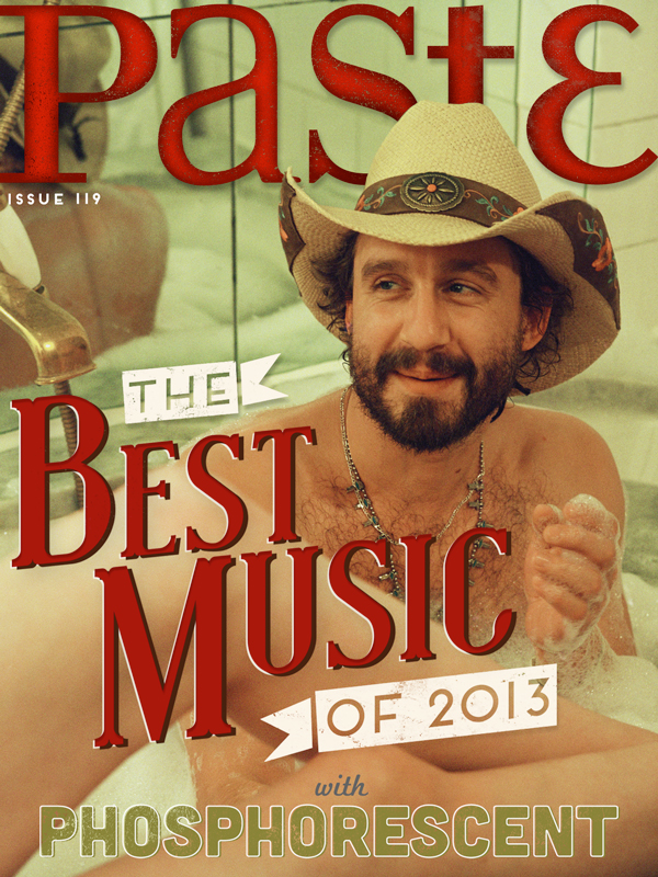 Cover Story: Phosphorescent - The Art Is the Art