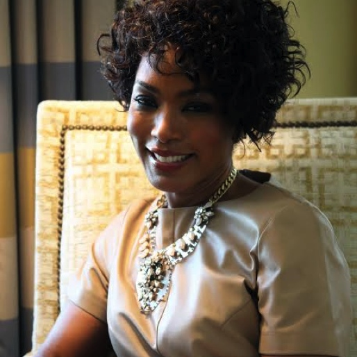 Angela Bassett: Courage and Forgiveness