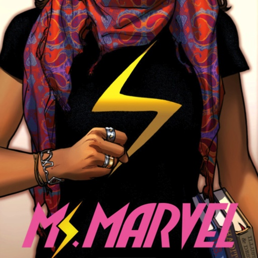San Francisco Street Artists Use Ms. Marvel to Combat Anti-Islamic Muni Bus Ads
