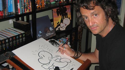 Jeff Smith's Favorite Comics of 2013