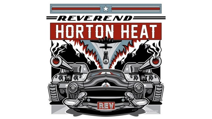 Reverend Horton Heat: <i>REV</i>