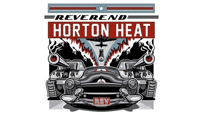 Reverend Horton Heat: <i>REV</i>