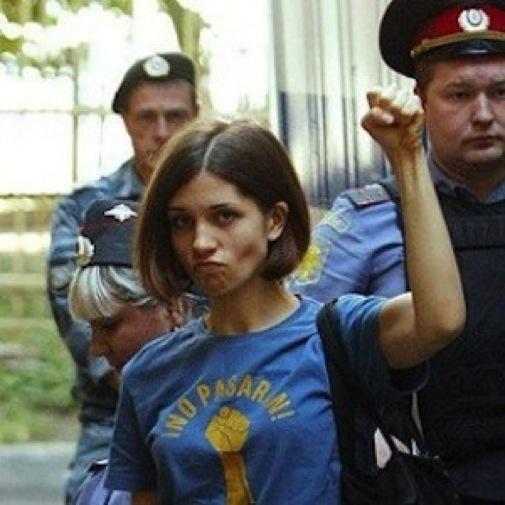 Pussy Riot Member Nadya Tolokonnikova's Location Unknown After Prison Transfer