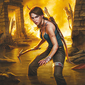 <i>Tomb Raider</i> #1 by Gail Simone and Nicolás Daniel Selma Review