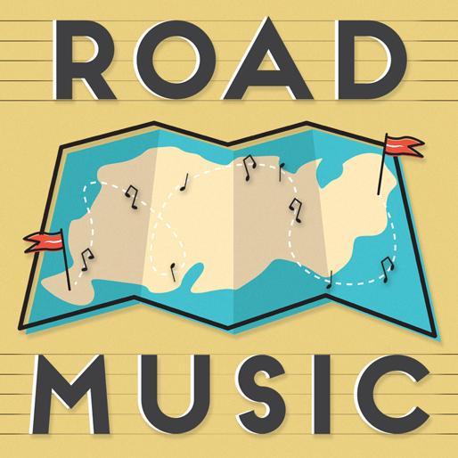 Road Music, Day 1: Bristol, Va.